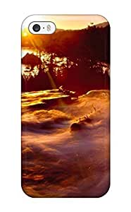Sarah deas's Shop New Style Special Design Back Waterfall Phone Case Cover For Iphone 5/5s 4739680K33511304