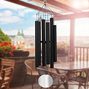 Loving Basso Large Wind Chimes Outdoor Deep Tone