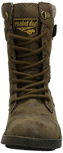 low cost for sale Rocket Dog Women's Thunder Biker Boots Brown (Brown) nicekicks for sale YM4OKVh