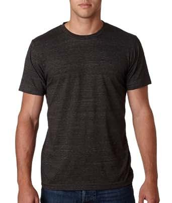Bella mens Unisex Triblend Short-Sleeve T-Shirt(3413C)-CHAR-BLACK TRIB-XS