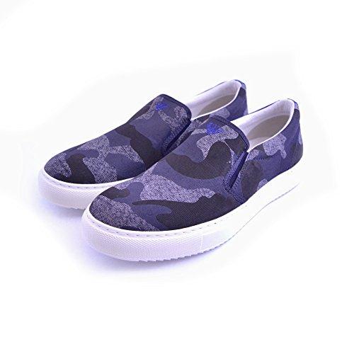 Emporio Armani Armani Bleu Homme Mocassins Jeans 9350647p404 Armani Emporio Hfxwqxd