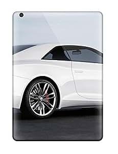 Hot Design Premium UzxTuTX5506xhXia Tpu Case Cover Ipad Air Protection Case(audi Concept 13)
