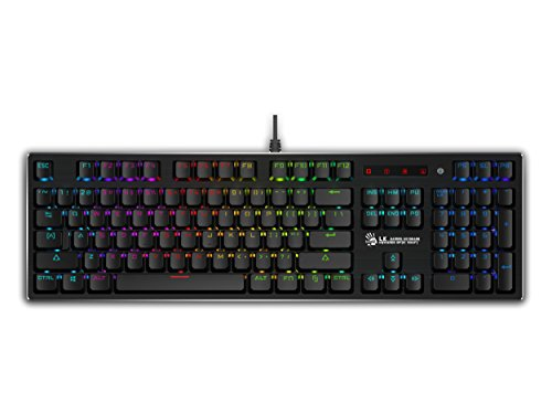 41ZQi9bKZ1L - Bloody B820 Light Strike LK Optical Mechanical Gaming Keyboard – RGB LED Backlit