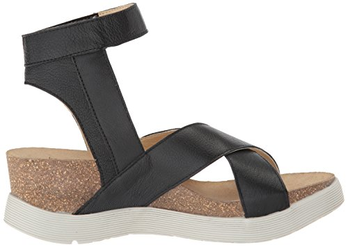 London mousse WEEL177FLY Women's Sandal black Fly pxCHH