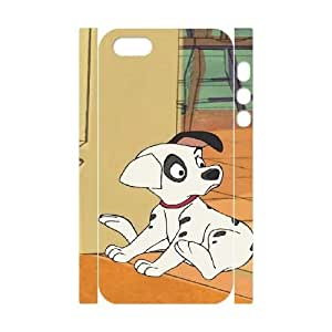 iphone5s Phone Case White One Hundred and One Dalmatians Patch CZL5847573