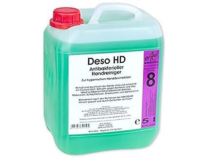 Assindia Deso Hd Antibakterieller Handreiniger Handedesinfektion