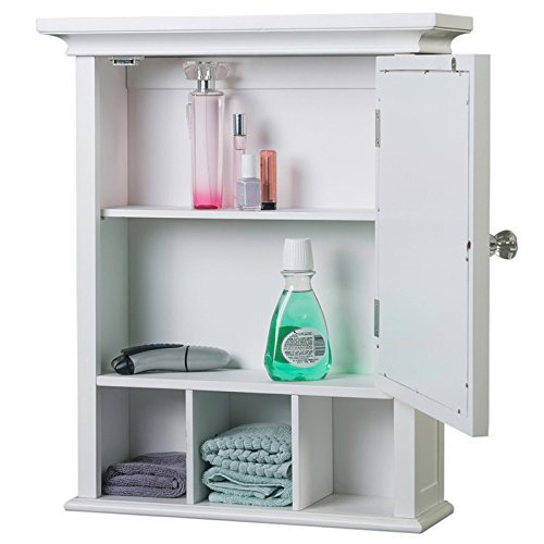 Metro Shop Stripe Wood Medicine Cabinet-Heritage Medicine Cabinet