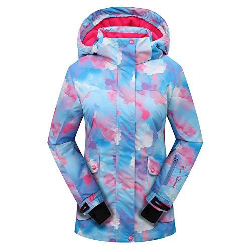 7982ca734 Jual PHIBEE Girls  Waterproof Windproof Outdoor Warm Snowboard Ski ...