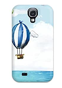 Ideal Ortiz Bland Case Cover For Galaxy S4(balloons Air Cartoon), Protective Stylish Case
