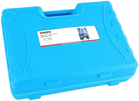 Tecpo 300130 Motor Einstellwerkzeug Satz Steuerkette Arretierung Werkzeug Kompatibel Mit Bmw N47 N47s N57 N57s Baumarkt