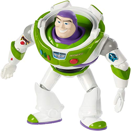 Buzz Lightyear Costume Toy Story - Disney Pixar Toy Story Buzz Lightyear Figure, 7