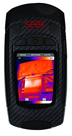 Review Infrared Camera, 70 mK,