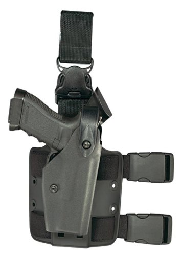 (Safariland 6005 Beretta PX4 Storm STX Black Tactical Holster with ITI Mount M3, M6, M3X, M6X, Right Hand)