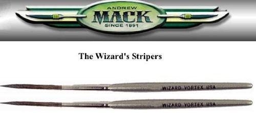 pinstriping scroll brushes - 4