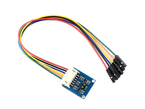 Waveshare VL53L1X Time-of-Flight Long Distance Ranging Sensor Accurate Ranging up to 4m Distance Measurement I2C Interface by waveshare (Image #6)