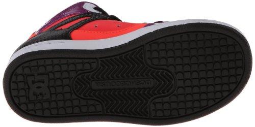 DC Rebound-d0302676b, Jungen Sportschuhe - Skateboarding Purple