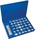 X-Ray Universal Markers, Letters and Numbers Set - 1/3'' Letter/Number