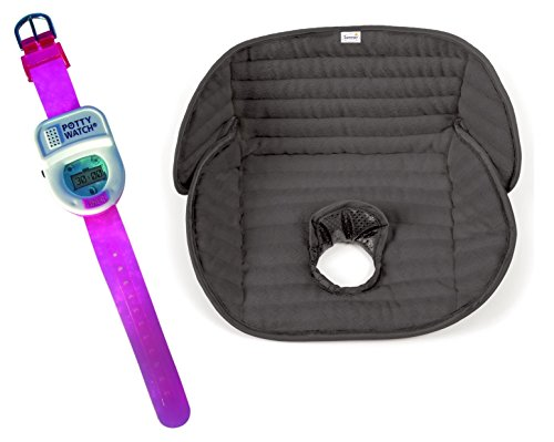 Potty Watch Potty Training Aid with Deluxe PiddlePad, Pink