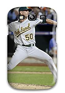 Dixie Delling Meier's Shop New Style oakland athletics MLB Sports & Colleges best Samsung Galaxy S3 cases 6242316K510499775