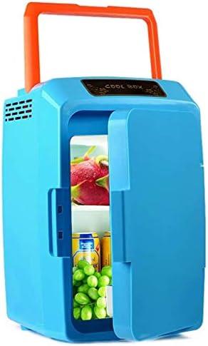 カー冷蔵庫12V、カー冷蔵庫12Lホームデュアルユースミニコールドとホットインキュベーター冷凍アパート