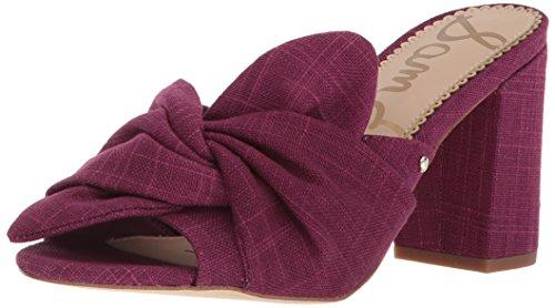 Sam Edelman WoMen Oda Open Toe Sandals Mulberry Pink