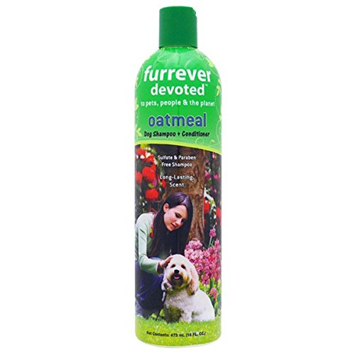 Cardinal Laboratories Furrever Furrever Furrever Dog shampoo, 16 oz. 214c35