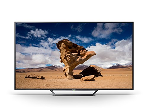 "Sony KDL40W650D 40"" Class Built-In Wi-Fi HD TV (Black)"