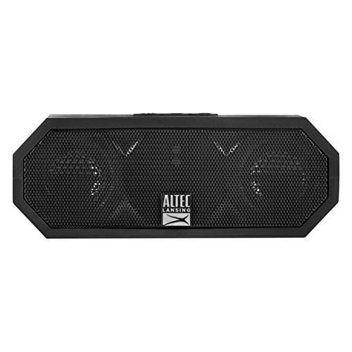 Altec Lansing IMW448 Jacket H2O 3 Floating Bluetooth Waterproof Speaker (Black)