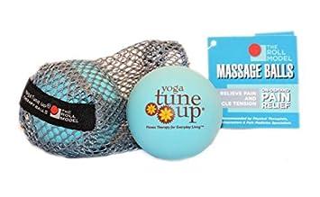 Amazon.com: Yoga Tune Up Jill Millers Therapy Balls Aqua ...