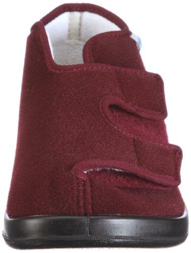 Varomed 25 Bordo Pantofole Rot Unisex Adulti 920 60 Rosso Genua rHrRYf