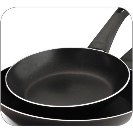 3-Piece EveryDay Nonstick Fry Pan/Griddle Set