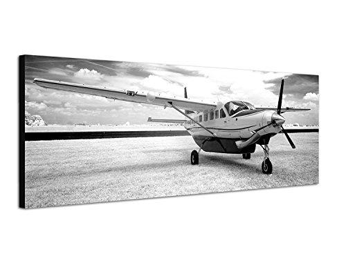 Tableaux Avion Noir & Blanc