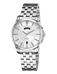 Maurice Lacroix Men's PT6158-SS00213E Pontos Automatic Silver Dial Watch