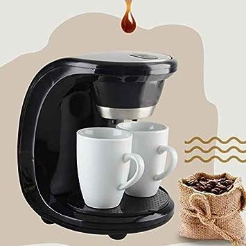 2 tazas Cafetera de goteo Cafetera eléctrica automática de 500 W para café exprés a vapor: Amazon.es: Bricolaje y herramientas