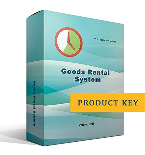 Goods Rental System [only product key, without CD]]()