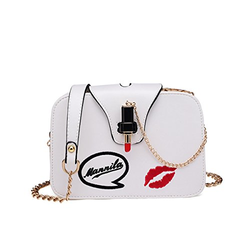 Tide Student'S Small Bag Joker Fashion Summer Bag Shoulder Olici Black Satchel Little Square Bag Fresh Single twUYqaR