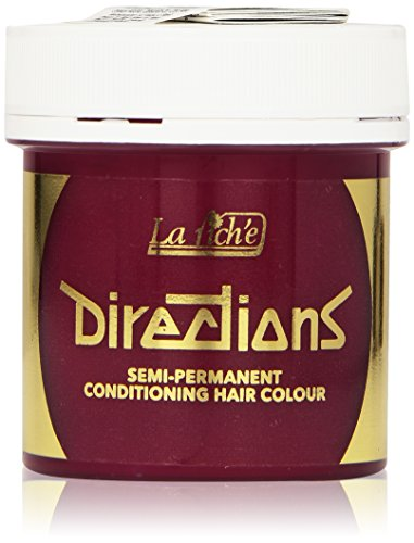 La Riche Directions Unisex Semi Permanent Haarfarbe, flamingo pink, 1er Pack (1 x 89 ml)