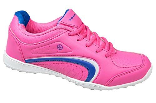 8 6 Hunde Größen und Pink 5 bequem Pink 4 Schuhe UK Leicht 3 für Gibra® 7 S1q6npp
