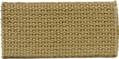 Beige Natural Cotton Shaker Furniture Seat Tape (Sold by The Yard) 1