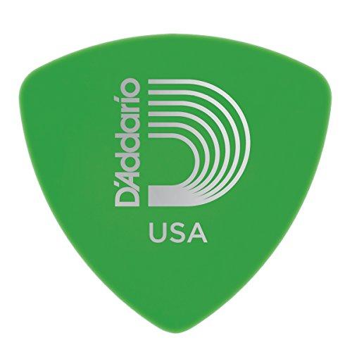 Planet Waves Green Duralin Wide Guitar Picks, 25 pack, Medium (Guitar Picks Green Waves Planet)