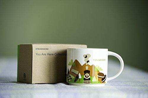 Starbucks You Are Here Mug (Tennessee Coffee Mug)