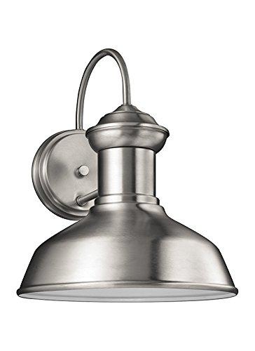 Sea Gull Lighting 8547701-04 One Light Outdoor Wall Lantern