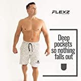 Men's Fleece Jogging and Bodybuilding Gym Workout