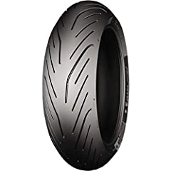 Tread pattern designed to inhibit irregular wear 20% longer tread life than MICHELIN Pilot Power 2CT 2CT+ technology on rear tire enhances tread rigidity and cornering stability Casing profile optimized for excellent feedback and handl...