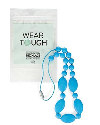 Teething Necklace Wear Tough Azure