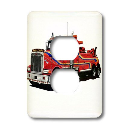 lsp_970_6 Trucks - Tow Truck - Light Switch Covers - 2 plug outlet cover  970 clocks | GTX 970 Easy overclocking guide 41ZQuZ3oPmL