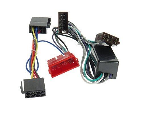 400/W /Syst/ème Actif pour Audi A2/A3/A4/B5/A6/A8/TT Porsche VW Bose DSP 4/x 100/W Audi Opro JECT z30-a138/C/âble Adaptateur autoradio/