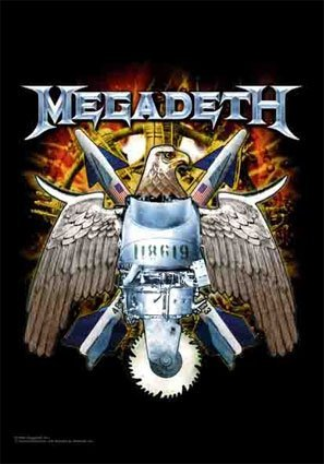 Top 10 rust in peace poster