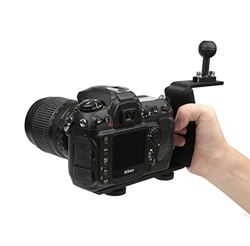 AXION Single Arm Aluminium Diving Handle w/ Ball Adapter for Underwater Photo & Video Lighting by Axion (Image #5)