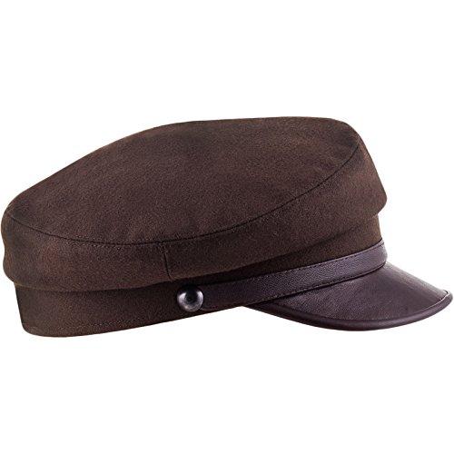 5c95d4cbeec45 Jual Sterkowski Maciejówka Cap Leather Visor - Hats   Caps